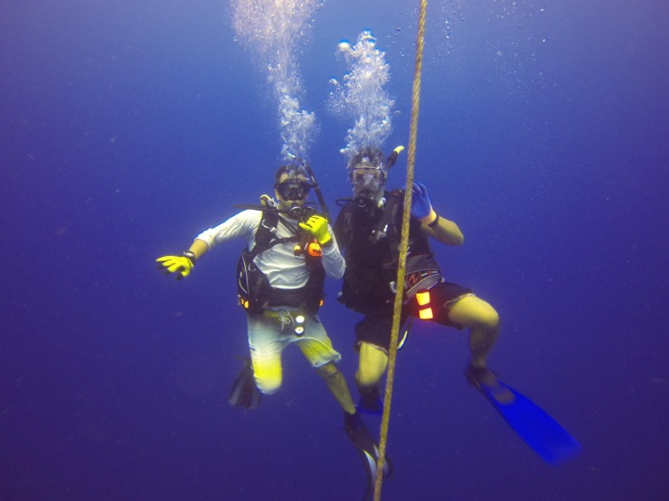 Tank Dive Trips in Key West, FL
